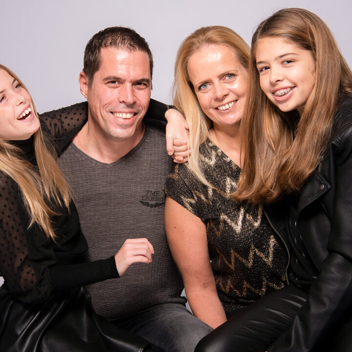 Fotograaf in Spijkenisse - Michel Klink Fotografie - familie portret