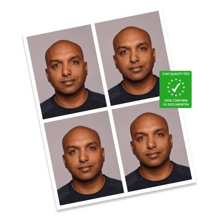 Pasfoto Spijkenisse, Pasfoto maken in spijkenisse, Michel Klink Fotografie